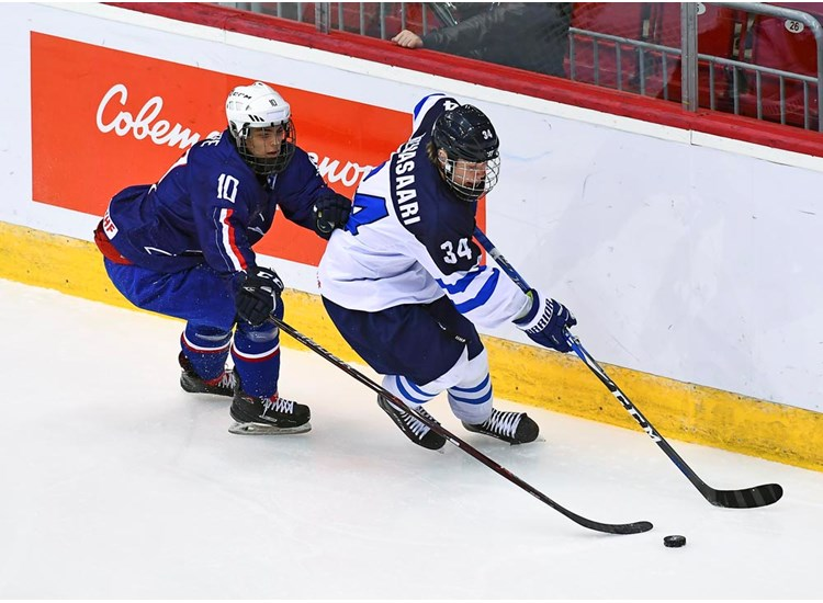 Defensive Strategy For Young Hockey Teams