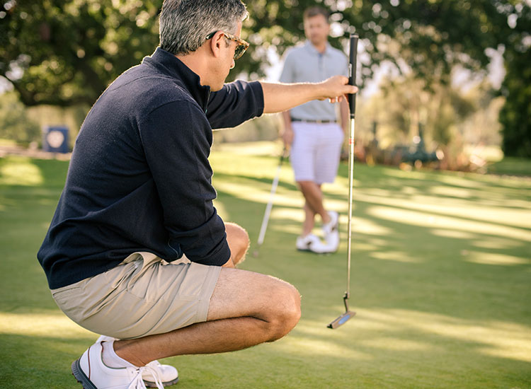 Golfing Success - A Life Learning Experience